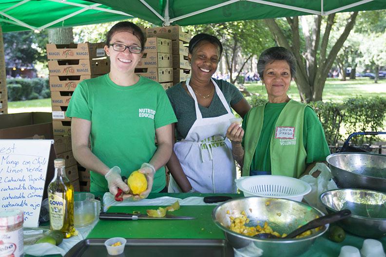 Individual Volunteers - City Harvest