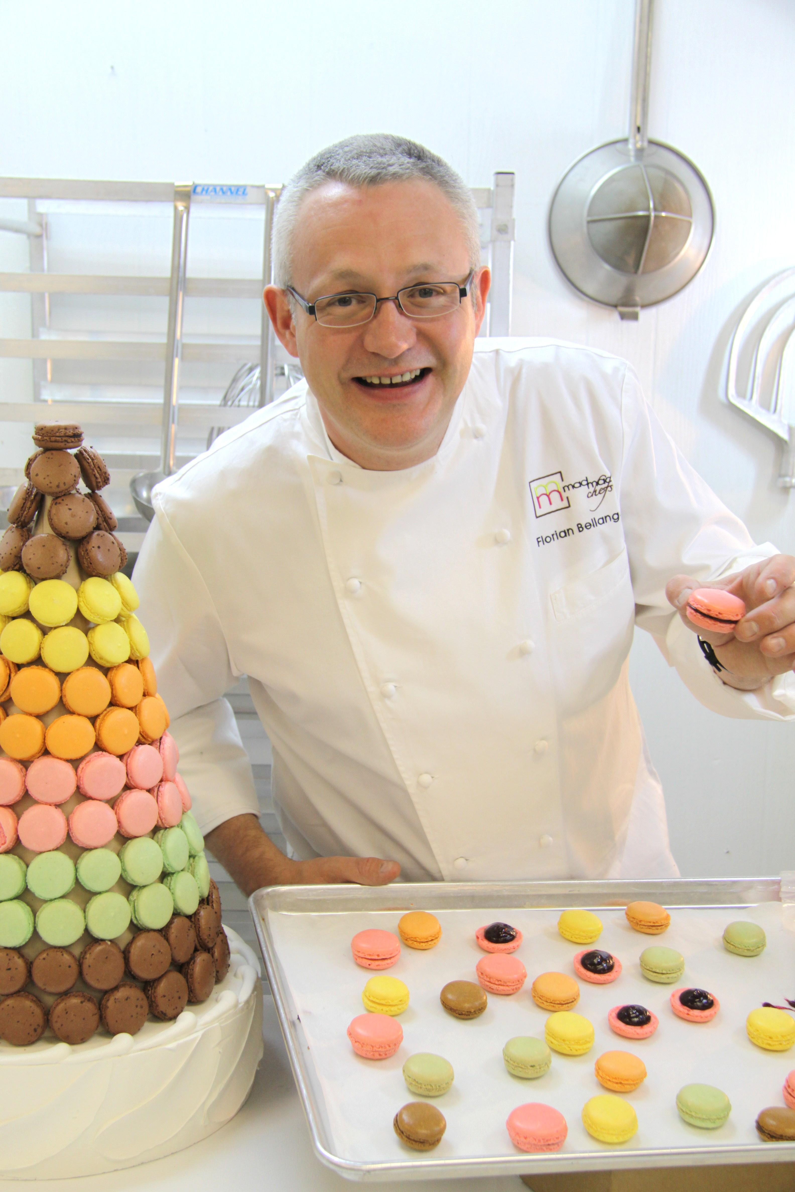 Florian Bellanger, MadMac Macarons