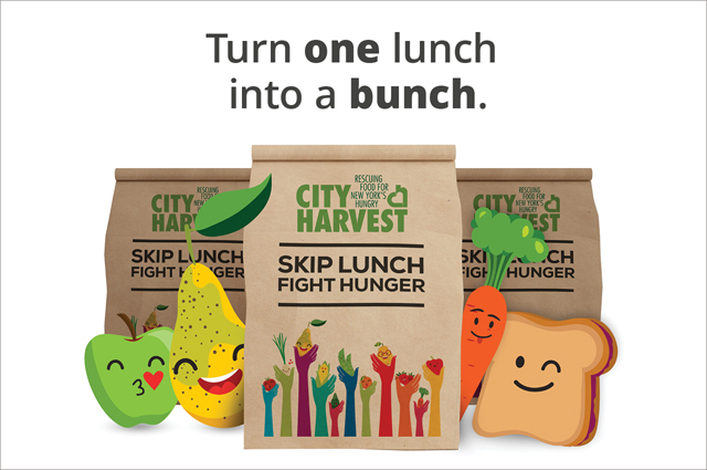 Skip Lunch Fight Hunger