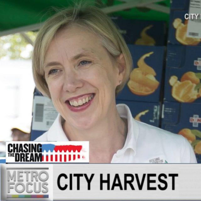 MetroFocus: Saving Hungry New Yorkers
