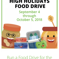 Food Drive – Hunger Action Month