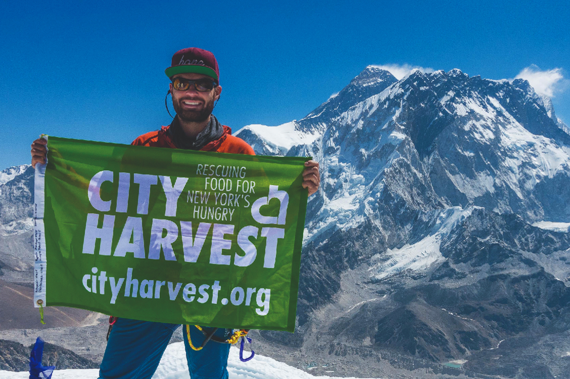 Fundraise for City Harvest
