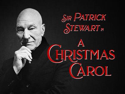 Patrick Stewart's A Christmas Carol
