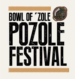 Bowl of 'Zole Pozole Festival on February 29