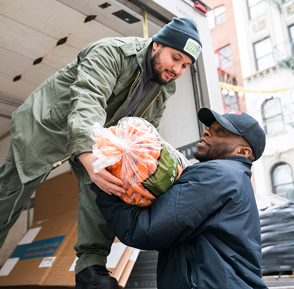 Food Rescue & Delivery