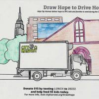 Draw Hope to Drive Hope