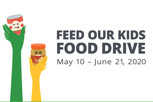 Help Collect Food for NYC Kids