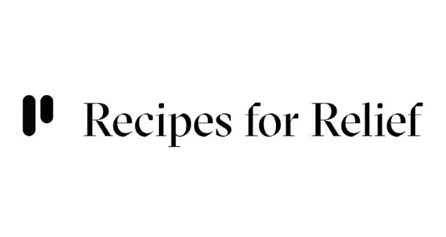 Recipes for Relief & Zwilling