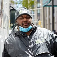 Donte Moore, City Harvest Driver