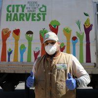 Antonio Minaya, City Harvest Driver