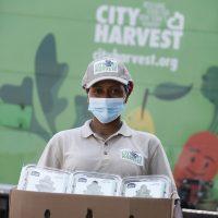 Omega Wood, City Harvest Driver