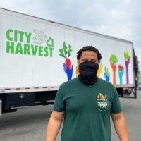 Alvaro Angulo, City Harvest Driver