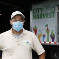 Ramon Vargas, City Harvest Driver