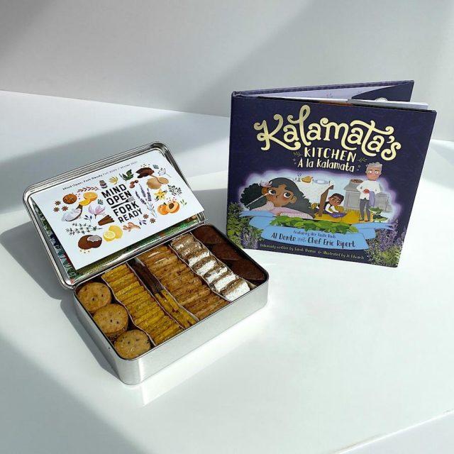La Boîte x Kalamata's Kitchen