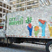 It Takes A City to Feed A City