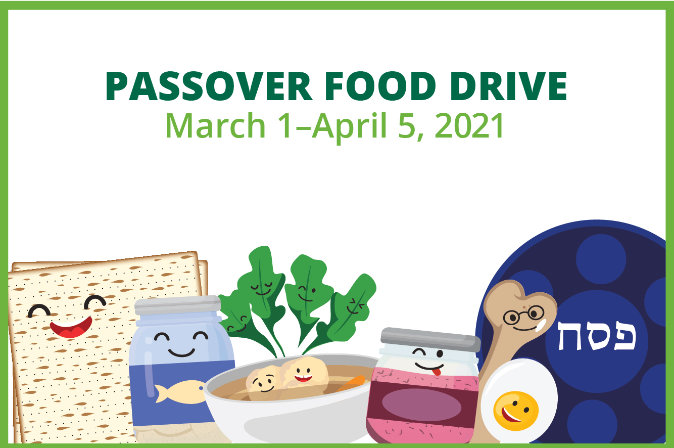 Passover Food Drive