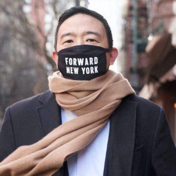 Andrew Yang, Former Presidential Candidate, Entrepreneur, Politician, and Philanthropist