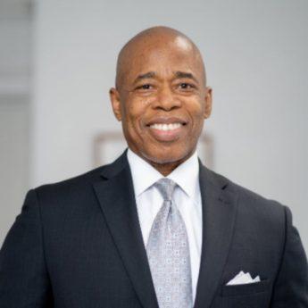 Eric Adams, Borough President of Brooklyn