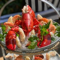 Seafood Decadence at Ed's Lobster Bar – $10,000